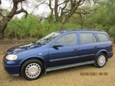 54 04 Vauxhall Astra LS CDTI