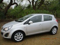 14 14 Vauxhall Corsa Energy