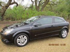 07 07 Vauxhall Astra SXI