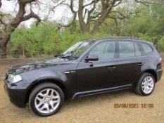07 07 BMW X3 M Sport