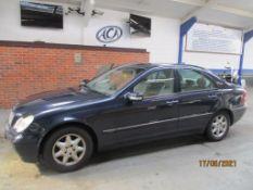 53 04 Mercedes C220 CDI Elegance SE