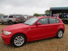 06 06 BMW 120D SE