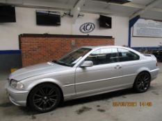 2000 BMW 330CI SE