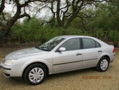 05 05 Ford Mondeo LX