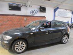 08 08 BMW 116 ES