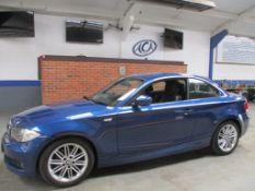 10 10 BMW 120D M Sport