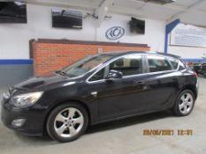 11 11 Vauxhall Astra SRI CDTI 108