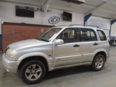 04 04 Suzuki Grand Vitara 16V