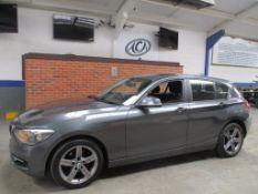 63 14 BMW 114D Sport