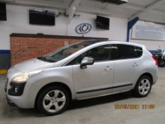 10 10 Peugeot 3008 Exclusive HDI