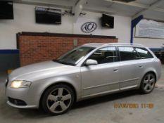 08 08 Audi A4 S Line TDI 170