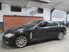 59 09 Jaguar XF Luxury V6 Auto