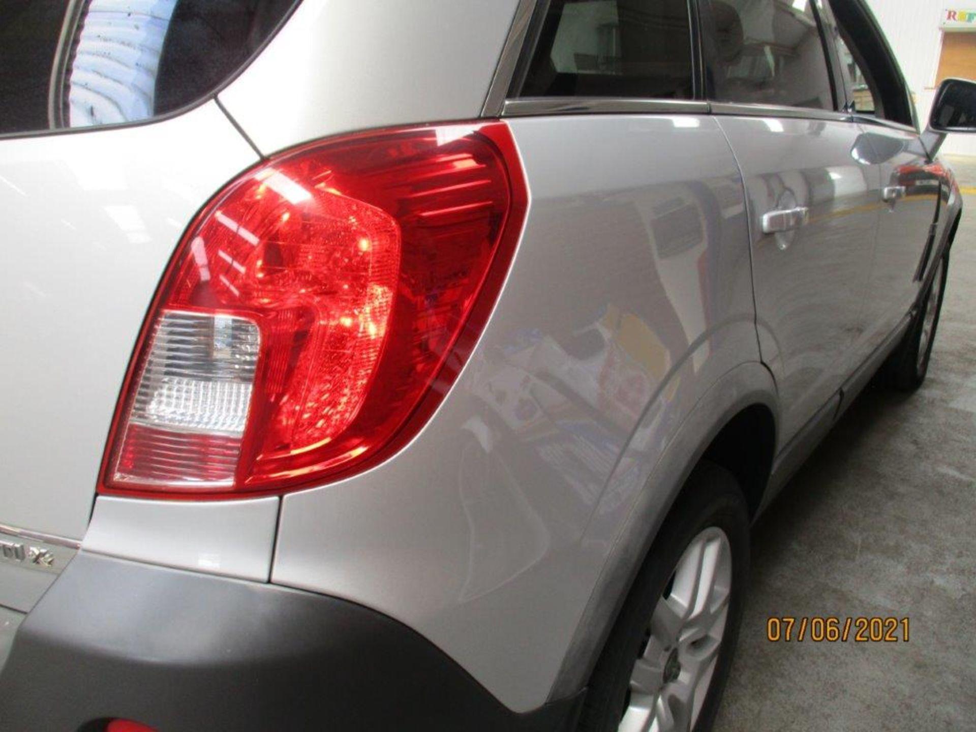 12 12 Vauxhall Antara Excl CDTI - Image 8 of 18
