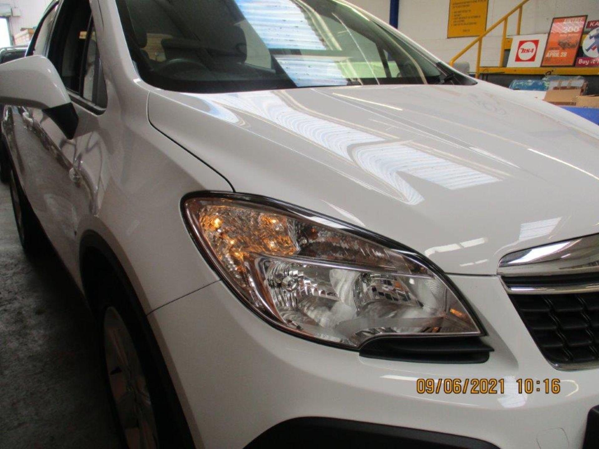 14 14 Vauxhall Mokka Exclusive - Image 14 of 26