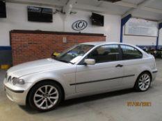 52 03 BMW 316TI SE Compact