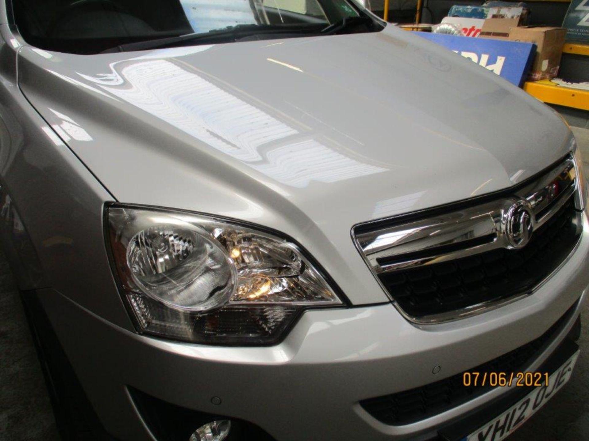 12 12 Vauxhall Antara Excl CDTI - Image 12 of 18