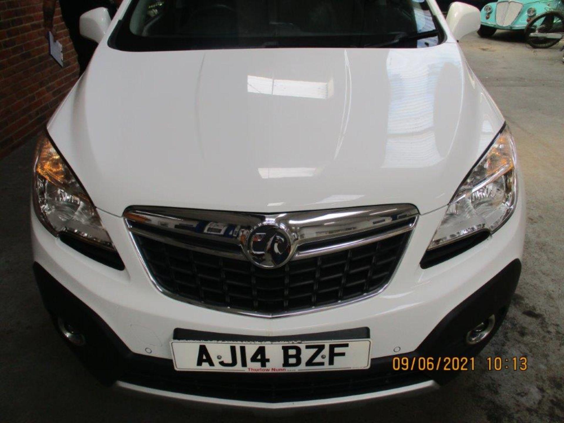 14 14 Vauxhall Mokka Exclusive - Image 4 of 26