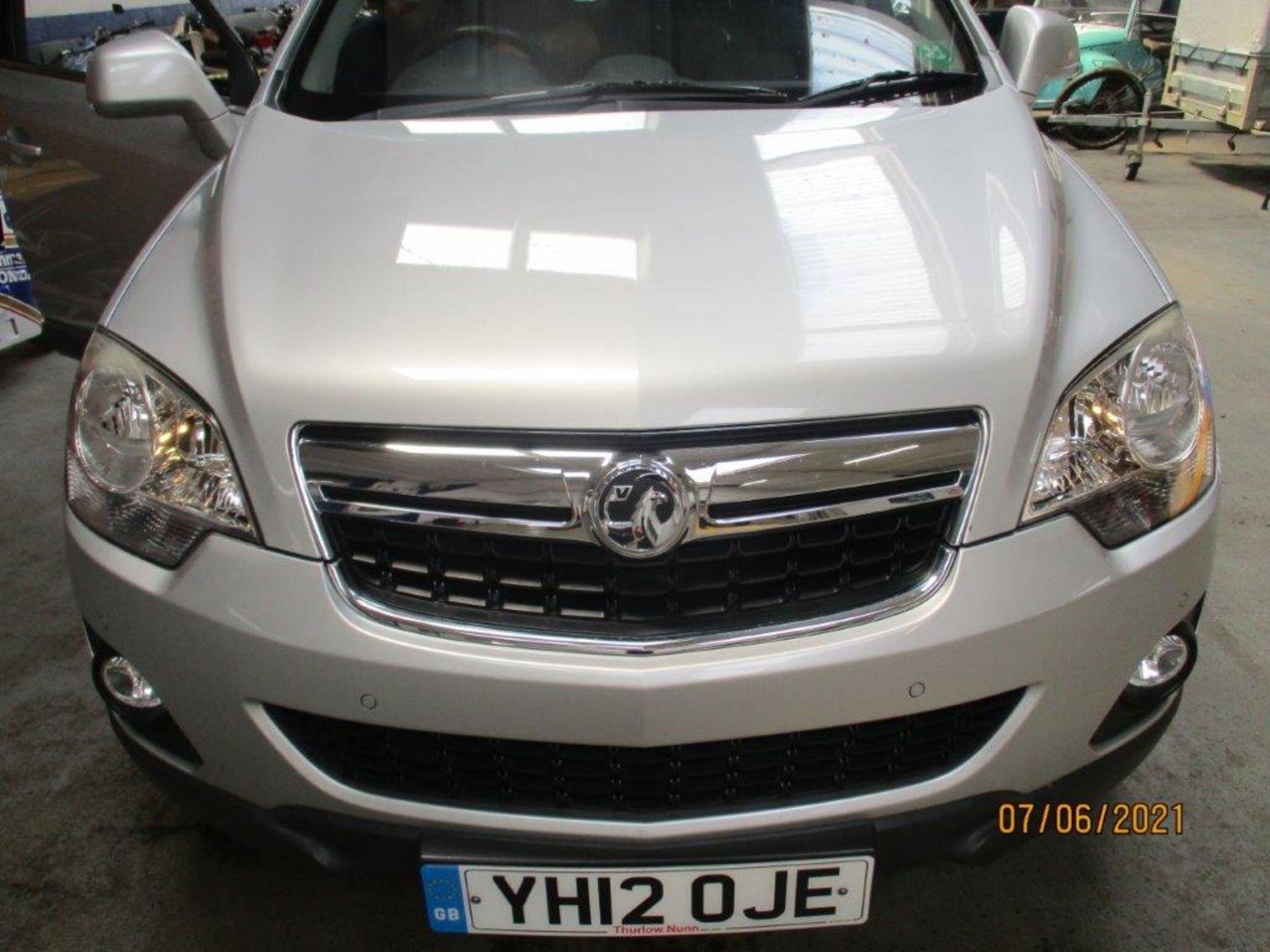 12 12 Vauxhall Antara Excl CDTI - Image 6 of 18