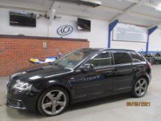 12 12 Audi A3 S Line SP Edtn TDI