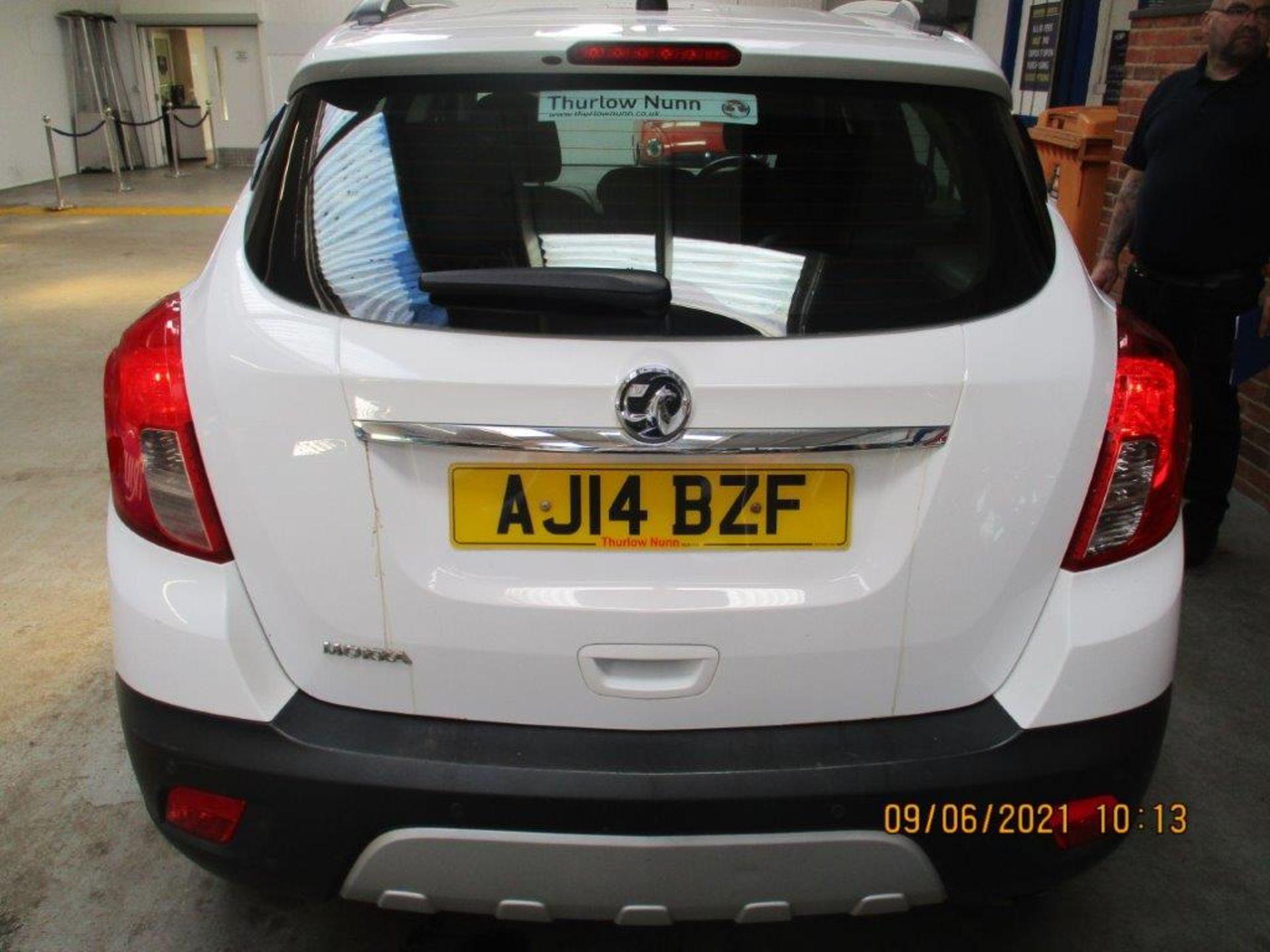 14 14 Vauxhall Mokka Exclusive - Image 3 of 26