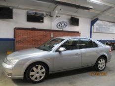 06 06 Ford Mondeo Ghia X TDCI 130