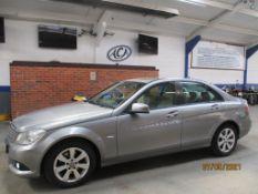 61 12 Mercedes C220 SE ED 125 CDI