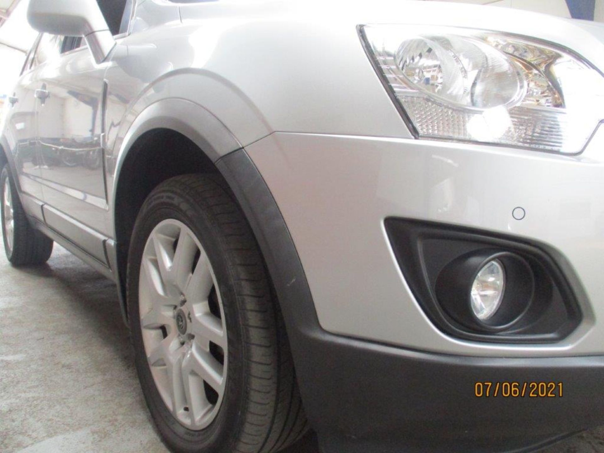 12 12 Vauxhall Antara Excl CDTI - Image 13 of 18