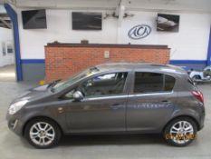 61 12 Vauxhall Corsa SXI AC