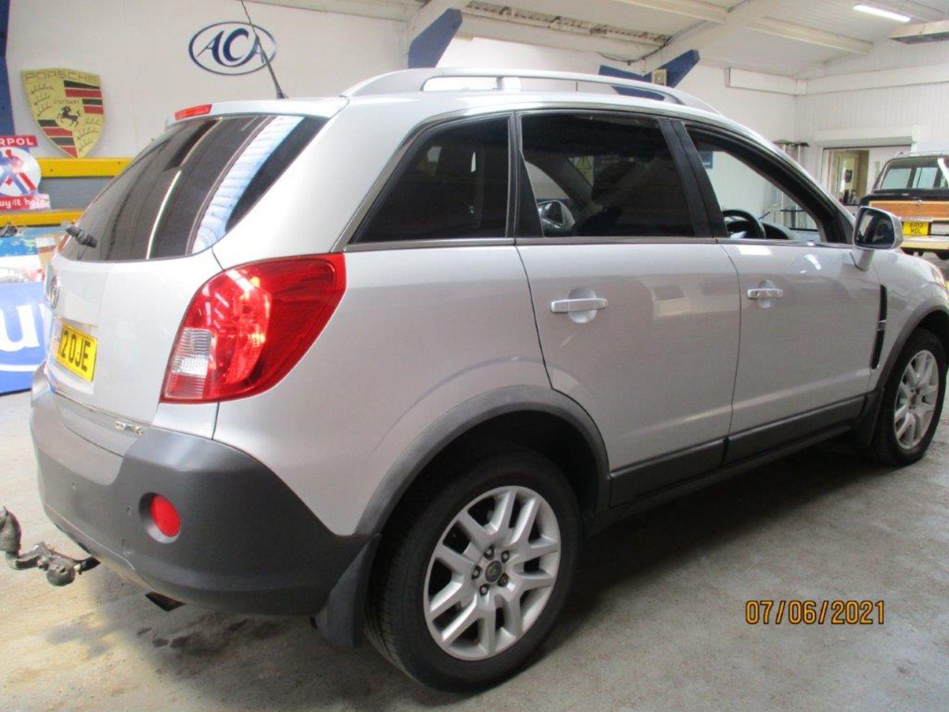 12 12 Vauxhall Antara Excl CDTI - Image 5 of 18