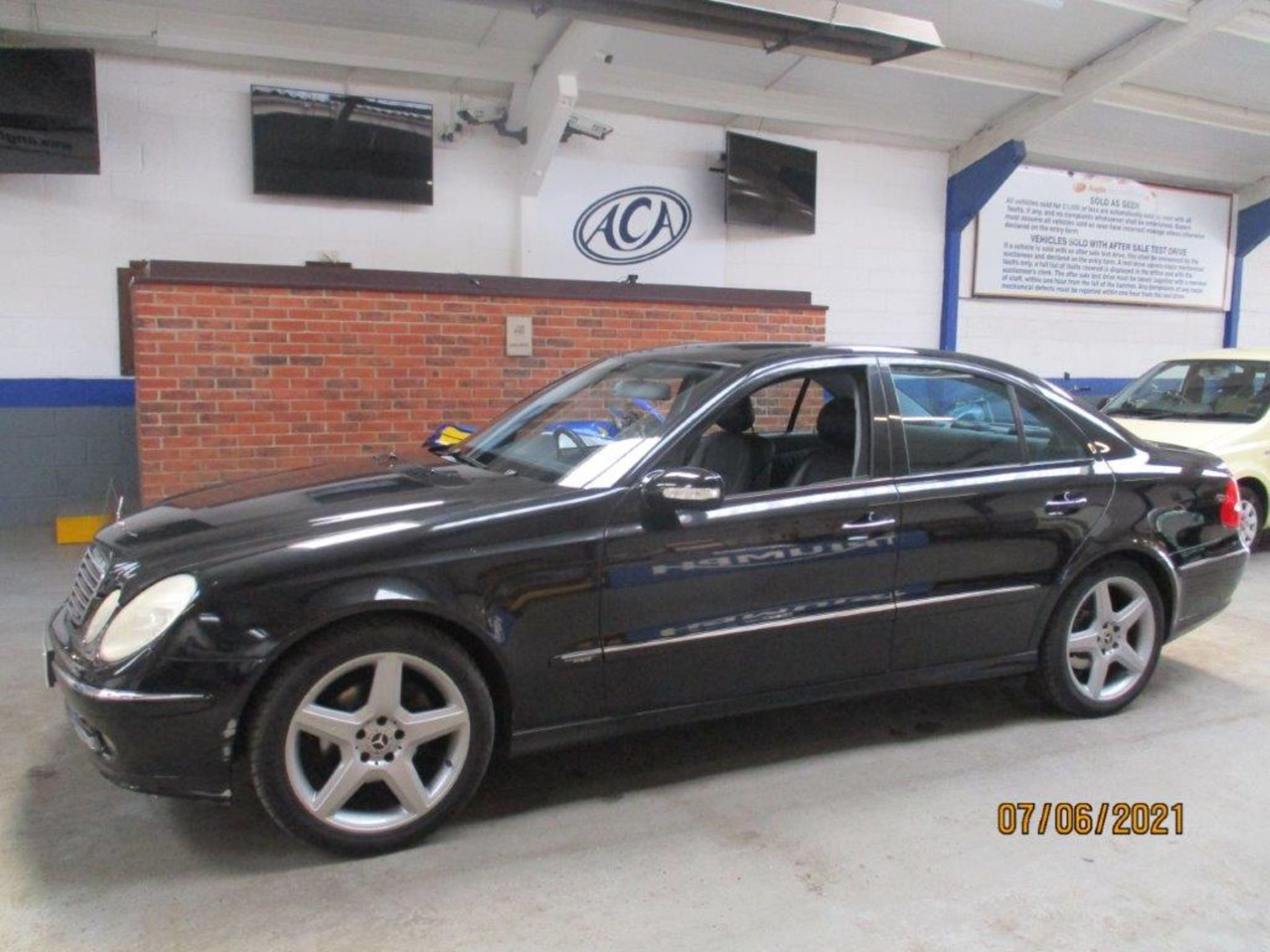 55 05 Mercedes E320 CDI Avantagarde