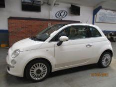 61 11 Fiat 500 Lounge