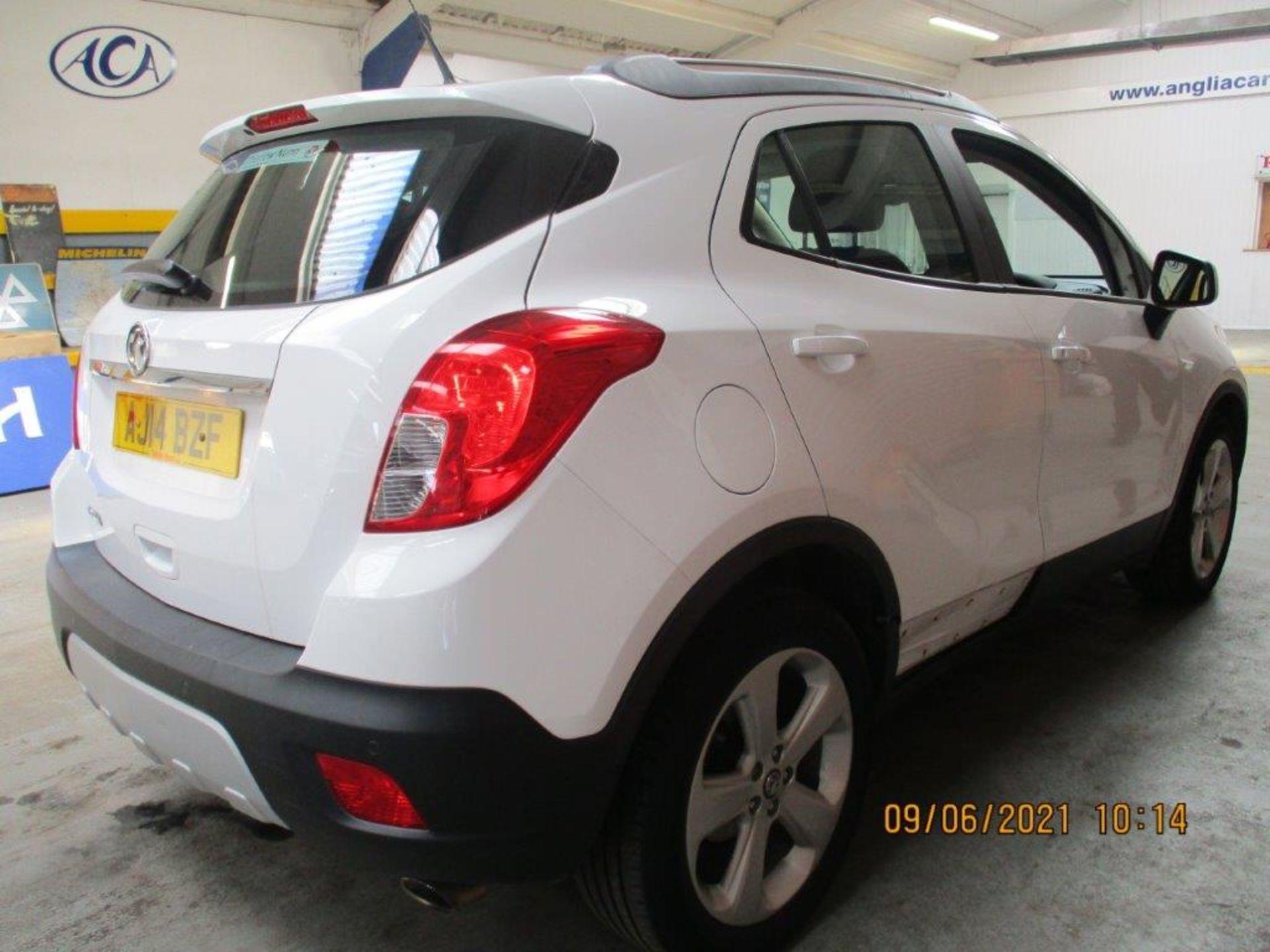 14 14 Vauxhall Mokka Exclusive - Image 5 of 26