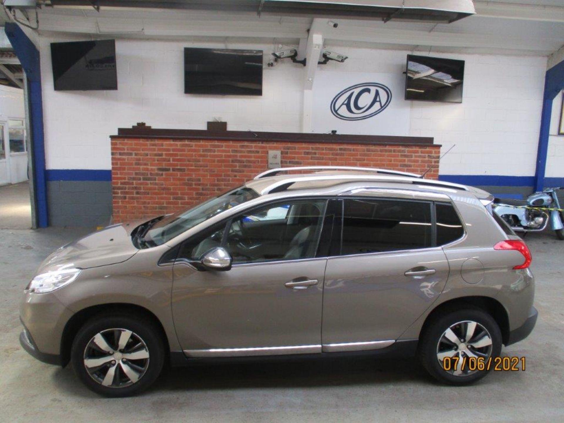 64 15 Peugeot 2008 Allure E-HDI - Image 2 of 25
