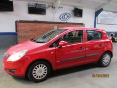 57 08 Vauxhall Corsa Life