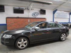 08 08 Audi A6 SE TDI