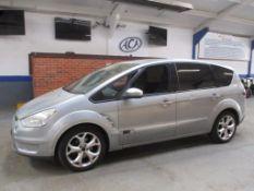 09 09 Ford S-Max Titanium TDCI