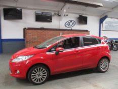 61 11 Ford Fiesta 1.4 Titanium