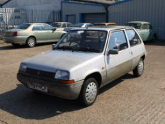 1987 Renault 5 TL Rio