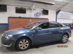 66 16 Vauxhall Insignia SRI Nav CDTI
