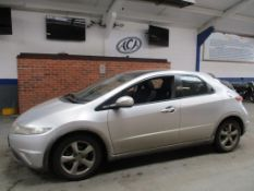 56 06 Honda Civic ES I-CTDI