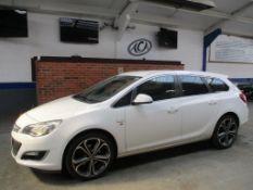 14 14 Vauxhall Astra Elte CDTI