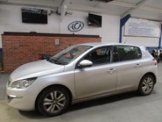 15 15 Peugeot 308 Active HDI 5dr
