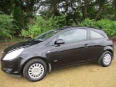 09 59 Vauxhall Corsa Life