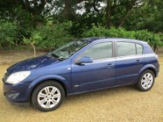 08 08 Vauxhall Astra Design