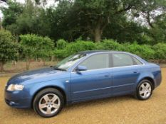 05 05 Audi A4 2.0 TDI SE