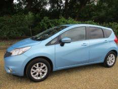 14 14 Nissan Note Acenta Premium