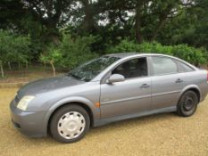 05 55 Vauxhall Vectra Life 5DR