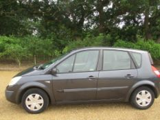 54 05 Renault Scenic Expression DCI