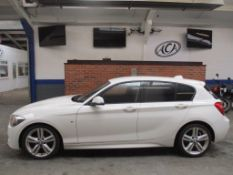 14 14 BMW 116D M Sport Auto