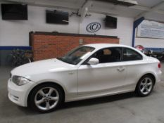 10 10 BMW 118D Sport